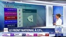 Législatives : Collard, Le Pen, Bay... quels scores font les candidats du FN au 1er tour?