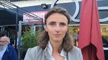 Réaction de Benoîte Nouet, candidate En Marche, après les résultats du 1er tour des législatives