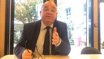 Législatives 2017 premier tour, réaction de Ludovic Jolivet
