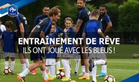 Un entraînement avec les Bleus pour 26 jeunes !