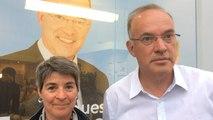 Législatives : la réaction de Hugues Fourage