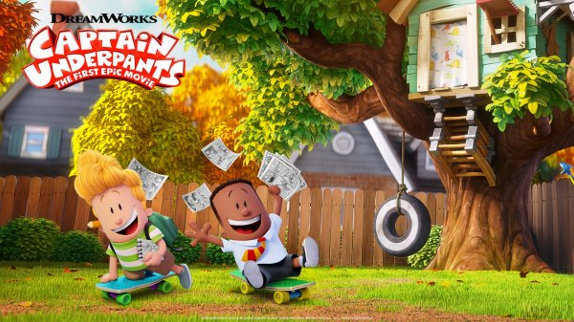 Captain Underpants: The First Epic Movies (2017) free Download full movies