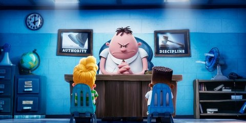 Captain Underpants Full Movie Videos Dailymotion