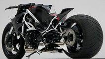 Suzuki GSX-R Hayabusa -Serpent- by Ransom Motorcycles
