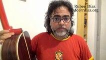 The huge gap within old flamenco and modern flamenco guitar /Learn Paco de Lucia´s Style /Ruben Diaz