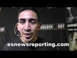 Leo Santa Cruz On Fighting Guillermo Rigondeaux Abner Mares - esnews boxing