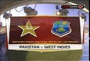 Pakistan V West Indies, 1st Test, Dubai, 3rd Day Clip1-8
