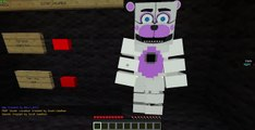 Minecraft 1 10 2 Playing Five Nights at Freddy's Sister