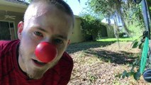 KJ3 Trick Shots - Red Nose Day Edition (Edited)
