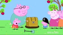 Peppa Pig Treasure Hunt The Tooth Fairy Series 1 Episode 25