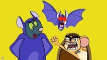 RAT A TAT| BATMAN DON | Chotoonz Kids Funny Cartoons