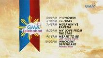 Ipagdiwang ang kalayaan sa GMA Telebabad