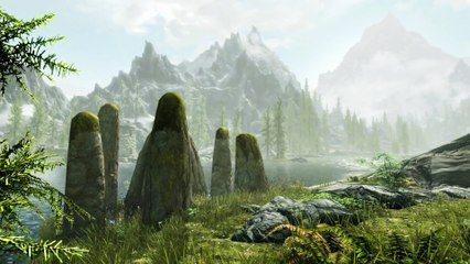 Bande-annonce de l'E3 2017 de The Elder Scrolls V : Skyrim