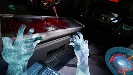 Bande-annonce de présentation de l'E3 2017 de Doom VFR