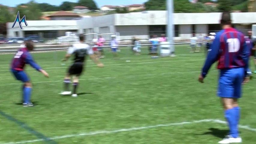 Coupe de l'Isère : FC Voiron-Moirans - Ent. Foot Etangs (1-2)