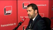 """Christophe Castaner : """"Je suis fier de ces nouveaux visages qui rentrent à l'Assemblée."""""""