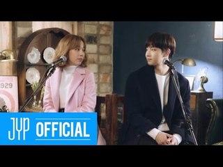 """백아연 """"그냥 한번 (Feat. JB Of GOT7)"""" Live Video"""