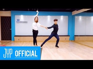 """[Special Clip] Fei&Soo-ro dance """"a Good Boy"""" for supporting A Yeon"""