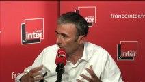 Brice Teinturier et Jacques Lévy répondent aux questions de Patrick Cohen sur France Inter