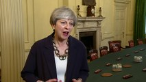 Theresa May defends her cabinet reshuffle