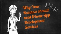 Why Your Business need iPhone App Development