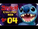 Disney's Stitch: Experiment 626 Walkthrough Part 4 (PS2) 100% Level 2-2: Caverns & Chasms
