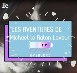 Cuteness Overload : Michael le raton laveur ; )