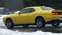 2017 Dodge Challenger GT AWD vs Ford Mustang vs Che