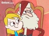 Conte 4 : Chloé rencontre le Père Noël