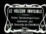 Segundo de Chomón: Le Voleur invisible (1908)