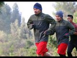 Boxing Workout Seckbach Runs With Manny Pacquiao - EsNews Boxing