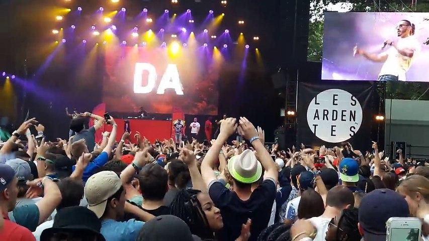 PNL aux Ardentes (7/7/2016)