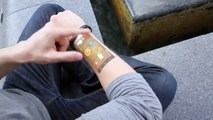 The Cicret Bracelet   Like a tablet, but on your skin