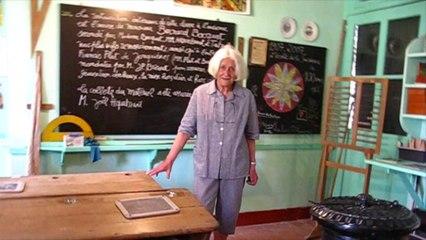 Francières : Dina Garzoni enseignait à la sucrerie