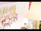 DIY Noël : Calendrier de l Avent fait maison avec des objets de récupération