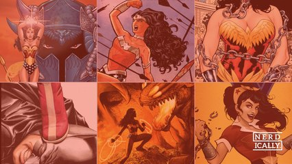 Wonder Woman: Now that you've seen the movie, here are our fave story arcs to check out!