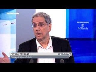 Intégrale - Internationales avec Alfredo Valladão / émission du 11/06/2017