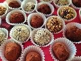 Recette Truffes au chocolat - Les P'tites Recettes