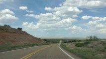 Routes scéniques du Monde, escarpement de Caprock, Texas, ( 2è volet )