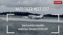 NATO Tiger Meet 2017 : exercice aérien interalliés