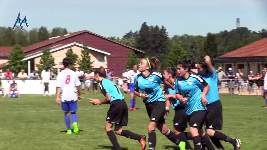 Coupe de l'Isère : Artas - Charantonnay FC - CF Estrablin (2-2, 3-2 au tab)