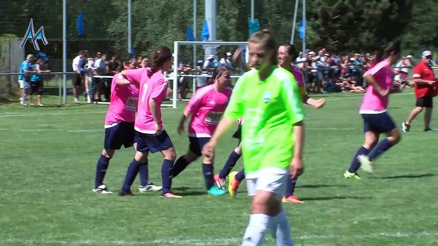 Coupe de l'Isère : ASJF Domène - AS Vezeronce-Huert (1-0)