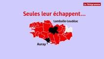 Législatives. Les résultats bretons en une minute