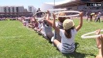 Retour au Stade Vélodrome pour la fête des écoles