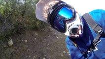 Mountain Bike Downhill Nando Trialeras El Camino de la Ermita Salas de Pallars ISONA Tremp HD