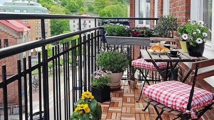 On végétalise son balcon !