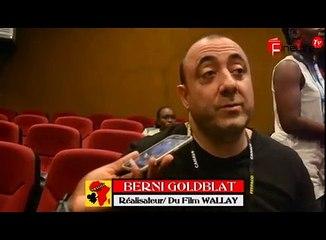 FESPACO 2017: BERIN GOLDBLAT RÉALISATEUR DU FILM ''WALLAY (1)