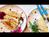 Recette Enfant Mini-crêpes  - Les P'tites Recettes