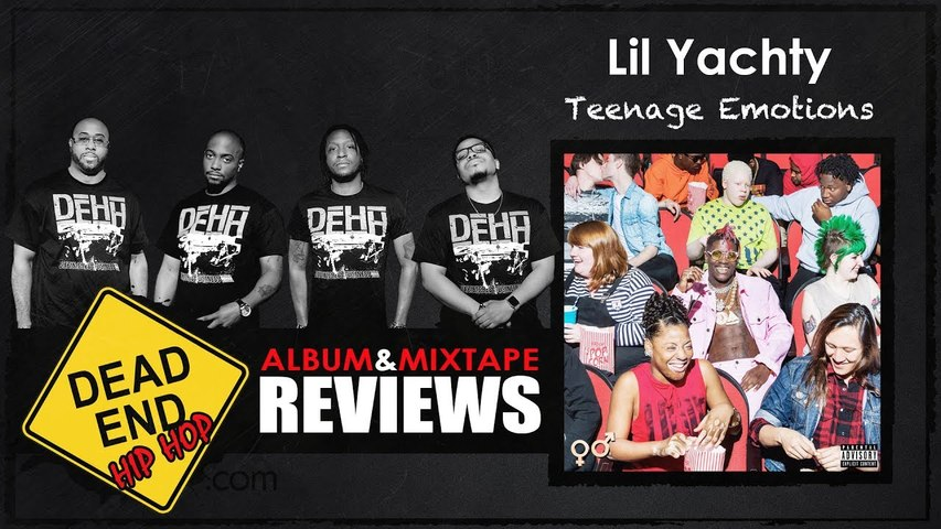 Lil Yachty - Teenage Emotions Album Review