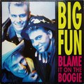 Big Fun - Blame It On The Boogie (Karaoke With Background Vocals & Backing Vocals)
